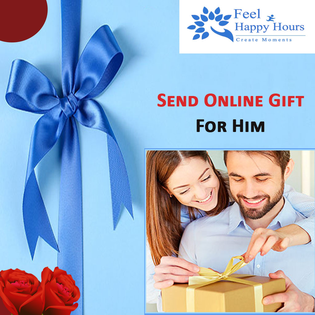 send online gifts for him