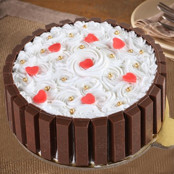 Awesome Kitkat Cake