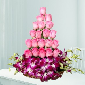 Orchid Rose Tower